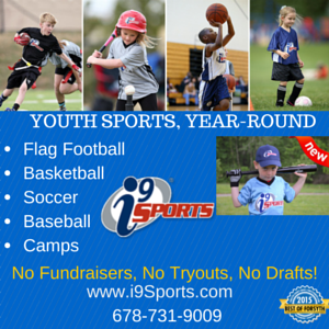 i9 Sports Winter League Registration Deadline: Oct 31st