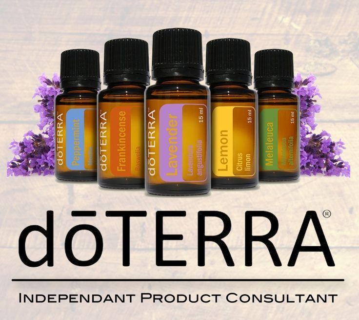 Verwonderlijk How To Use Doterra Essential Oils KY-58