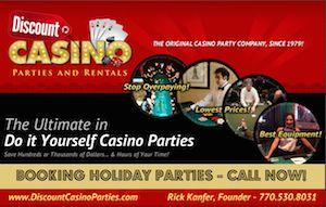 Discount Casino Parties