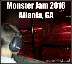 Monster Jam 2016 Atlanta GA: A Review