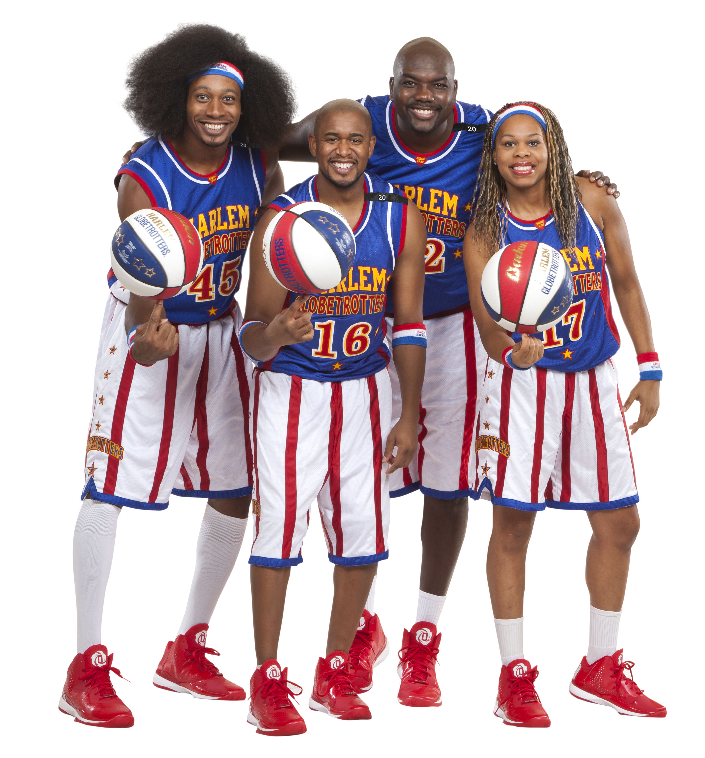 Harlem Globetrotters – Discount and Giveaway