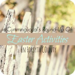 2016 Easter Egg Hunts in Forsyth County
