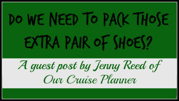 Do We Need To Pack Those Extra Pair of Shoes?