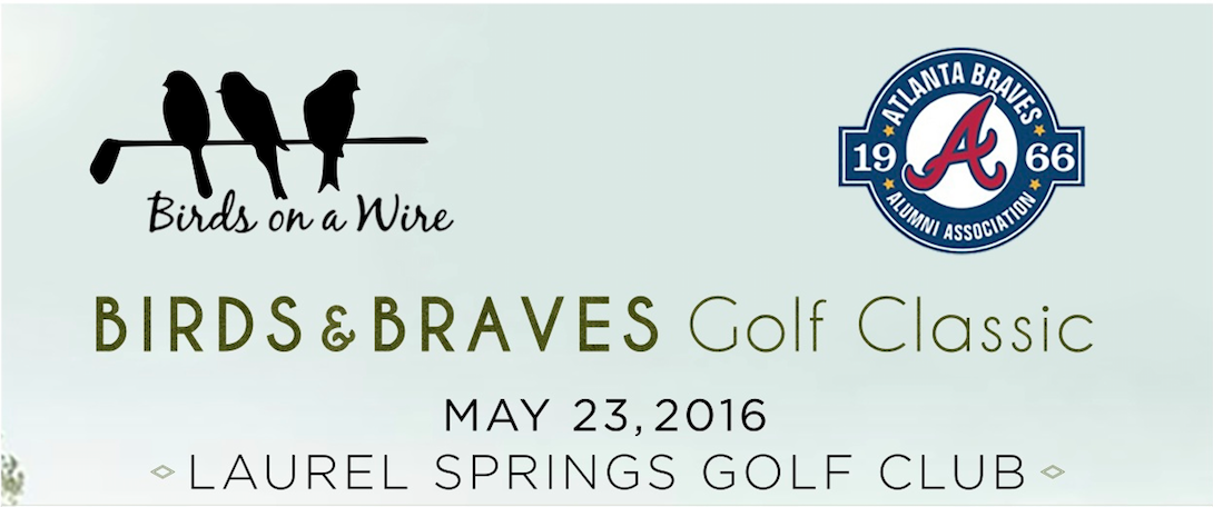 Birds and Braves Golf Classic 2016