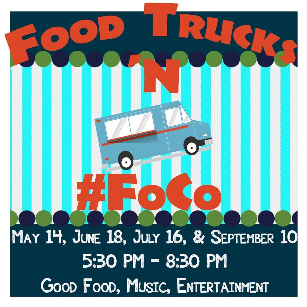 food trucks in forsyth county