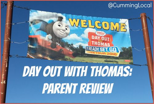 Day Out with Thomas: Parent Review