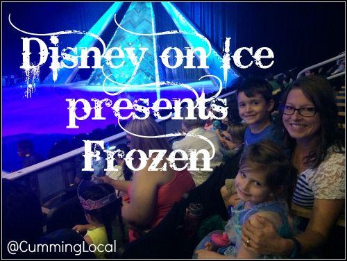 Disney On Ice Frozen in Duluth GA