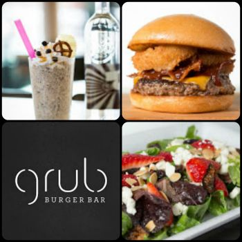 Grub Burger Bar: A Family Dinner Out and A Date Night