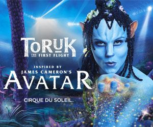 Toruk – The First Flight is Coming to Infinite Energy Center