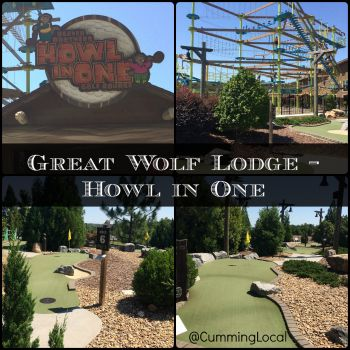 Summer Adventures 2016: Great Wolf Lodge Concord NC