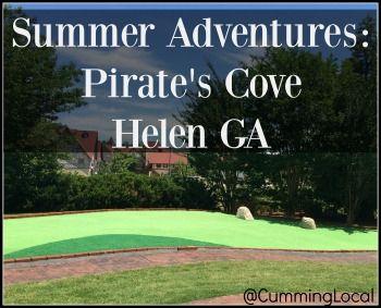Summer Adventures: Pirate's Cove Helen GA