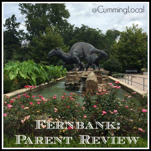 Fernbank Museum of Natural History: Parent Review