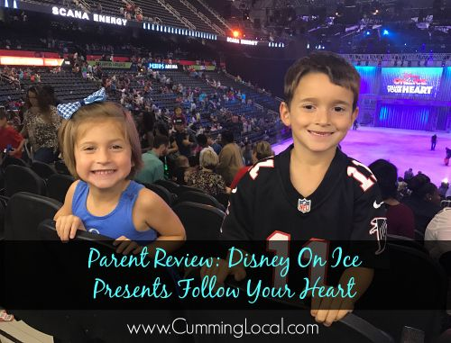 Parent Review: Disney On Ice Presents Follow Your Heart