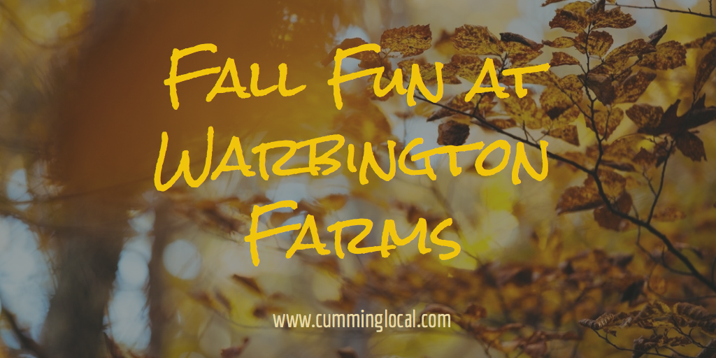 Fall Fun at Warbington Farms!