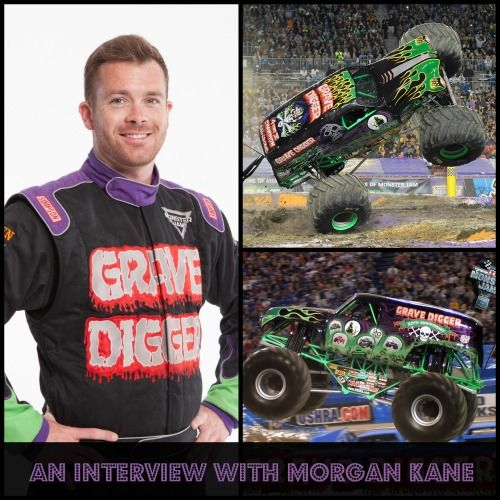 An Interview With Morgan Kane {Grave Digger}