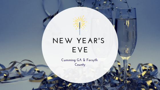 New Year's Eve in Cumming GA & Forsyth County