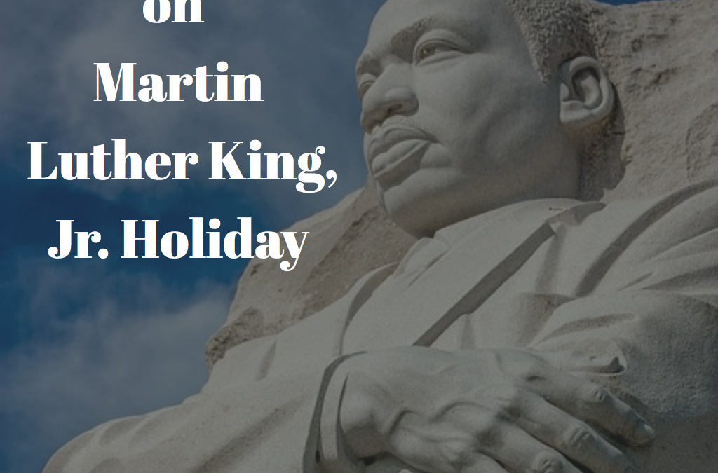 Things To Do: Martin Luther King, Jr Holiday in Forsyth County