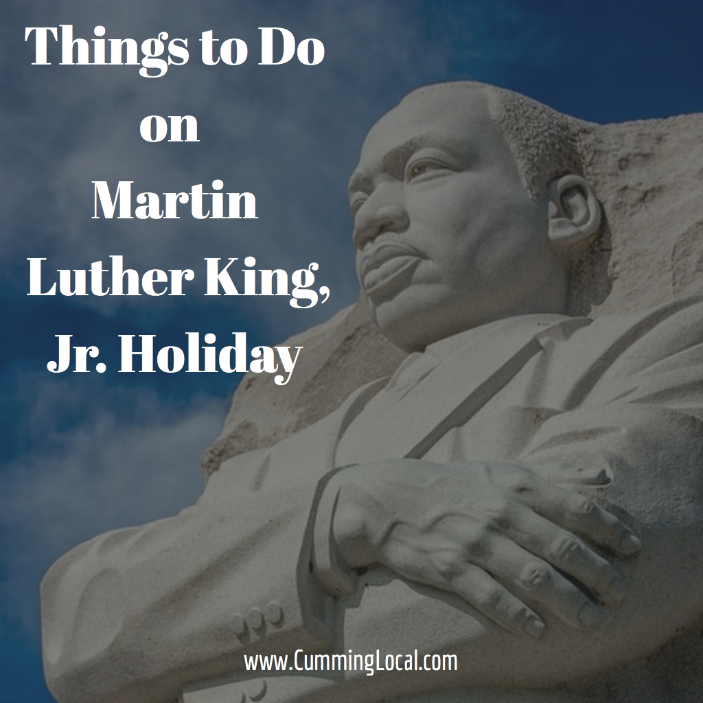 Martin Luther King Day in Forsyth County {2018}