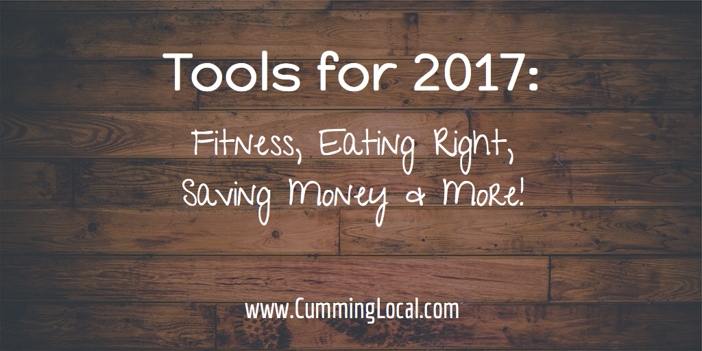 Tools for 2017: Finances