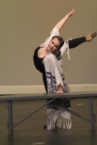 fall dance programs at footprints