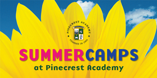 Pinecrest Academy Summer Camps Are Open to All