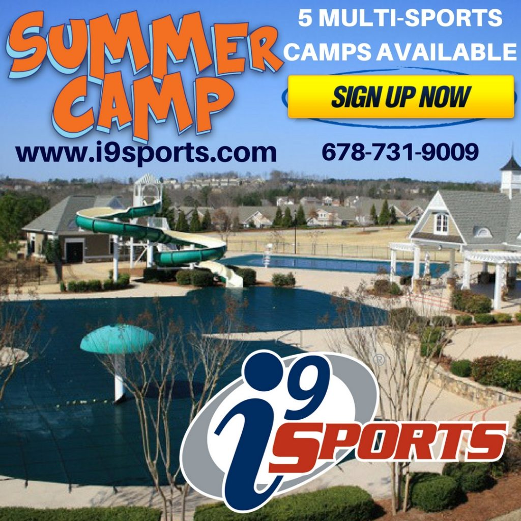 Summer Camps: I9 Sports Summer Camps: 5 Multi-Sports Camps Available