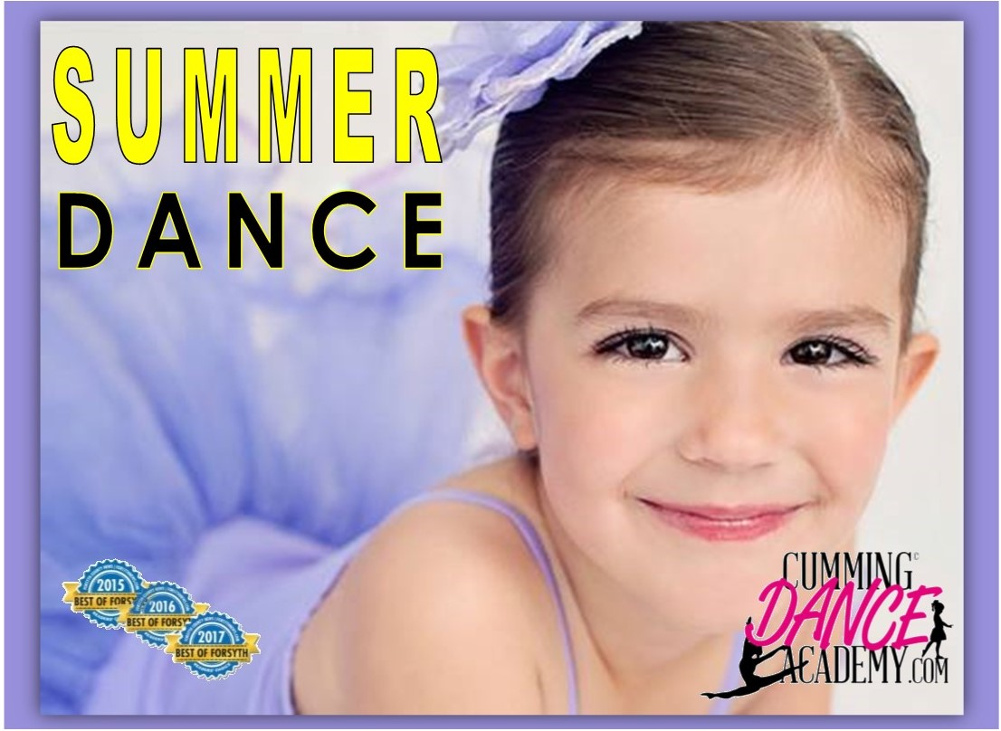 Summer Dance Camps at Cumming Dance Academy