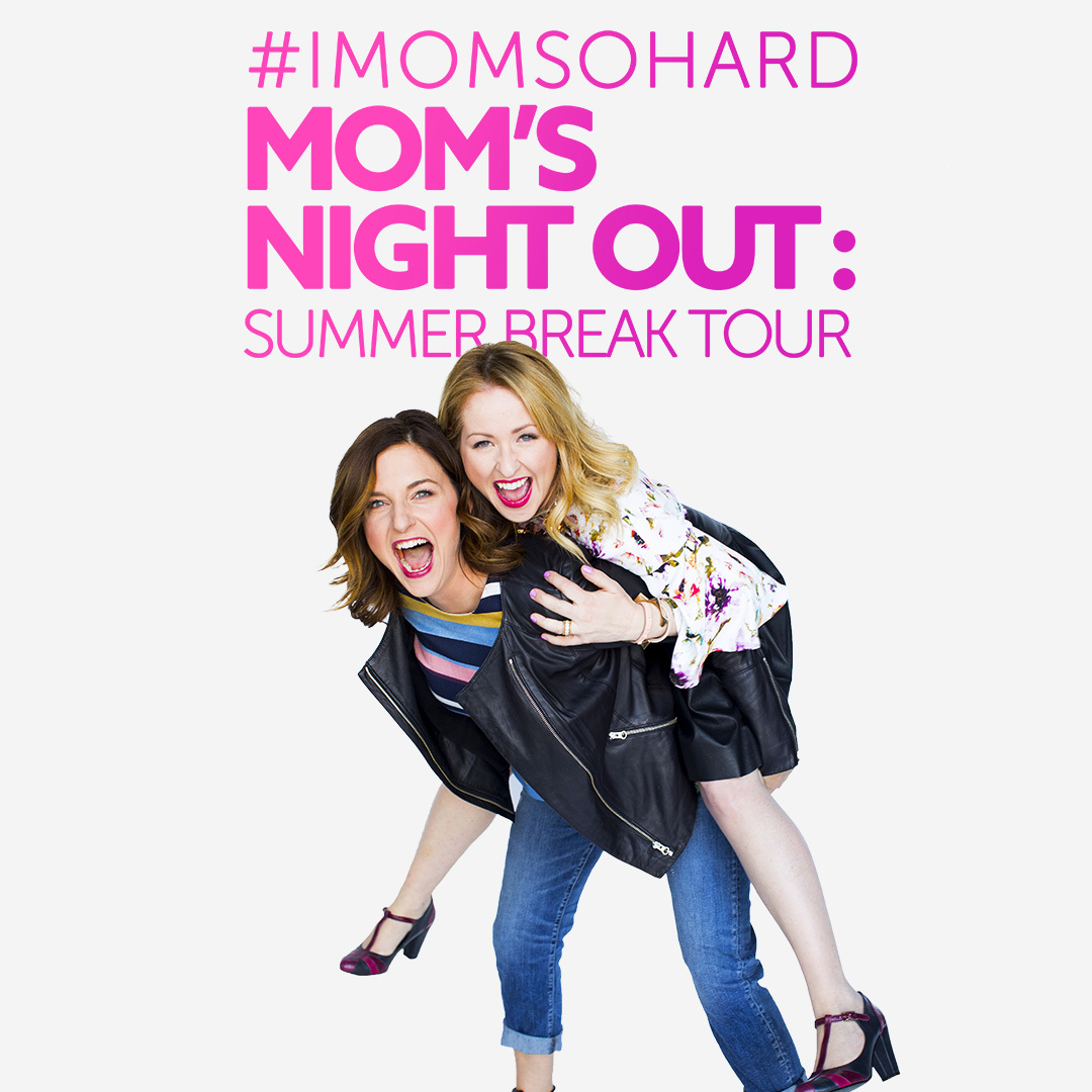 Tickets To IMomSoHard Moms' Night Out (And A Promo Code For You!)