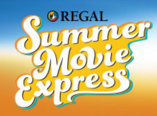 Summer Movie Express at Regal Cinemas