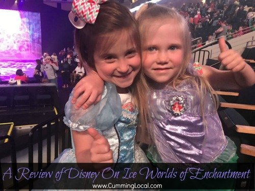 A Review of Disney On Ice Worlds of Enchantment