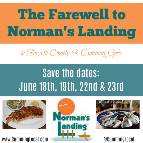 The Farewell to Norman's Landing