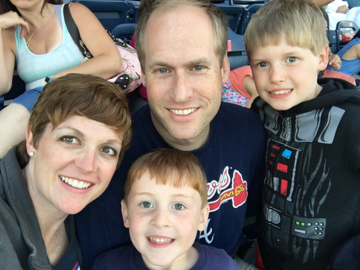 A Family Friendly Experience at Gwinnett Braves Coolray Field