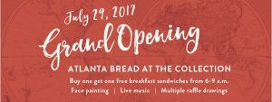 Grand Opening at Atlanta Bread & Bar @ Atlanta Bread | Cumming | Georgia | United States