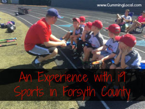 i9 Sports Forsyth County