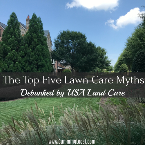 The Top 5 Lawn Care Myths Debunked by USA Land Care