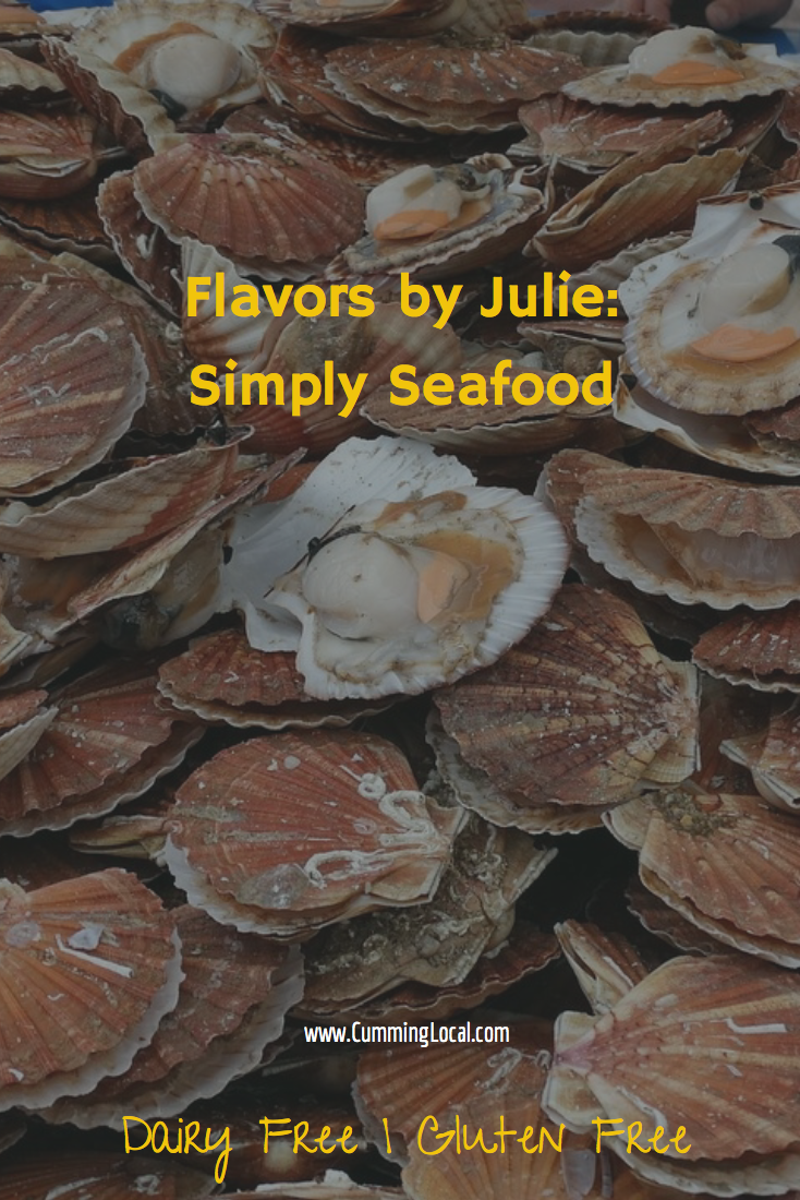 Flavors by Julie: Simply Seafood