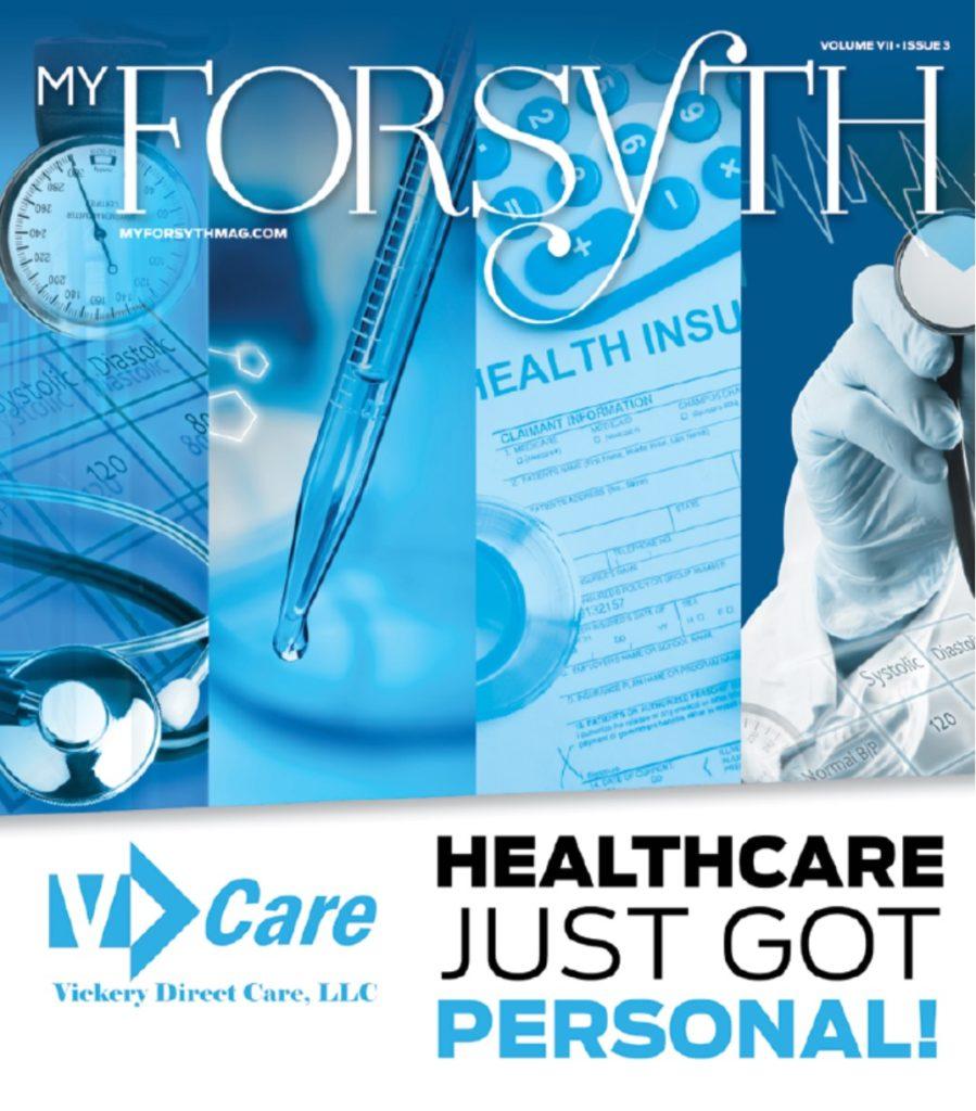 My Forsyth Magazine
