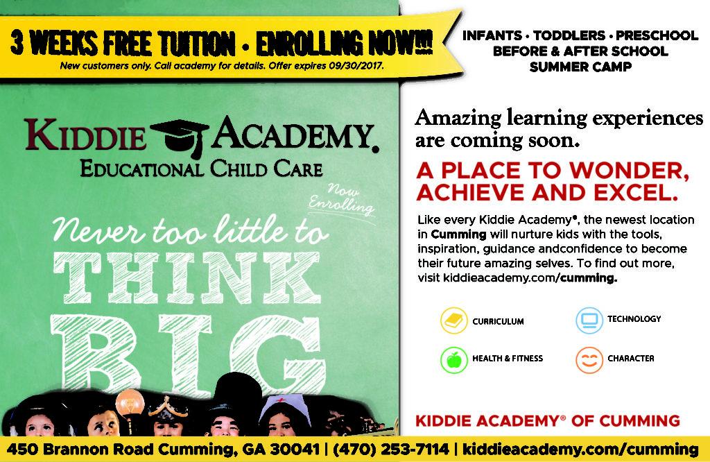 Kiddie Academy Cumming