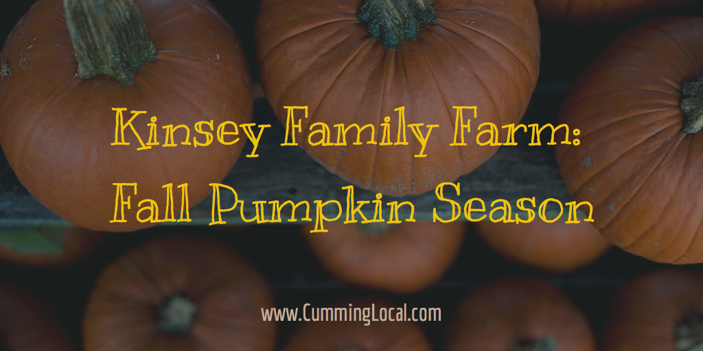 Kinsey Family Farm: 2017 Fall Pumpkin Season