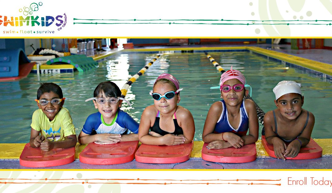 Swim Lessons with SwimKids of Georgia: Getting The Kids Summer Ready Now!