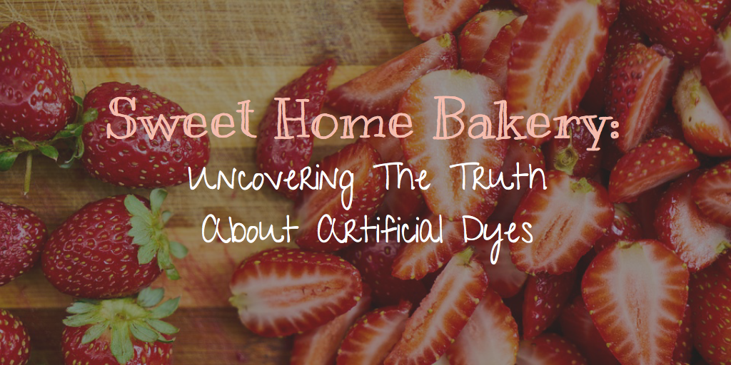 Sweet Home Bakery: Uncovering The Truth About Artificial Dyes