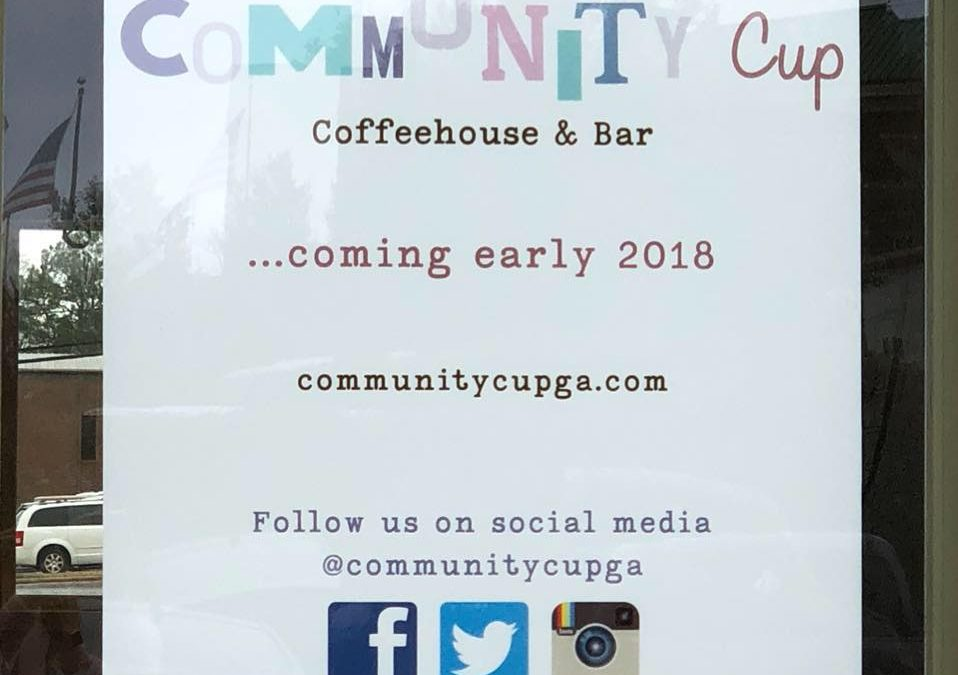 Community Cup: Coffee Served With A Purpose