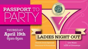 Ladies Night Out at Buford Village @ Buford Village   Buford   Georgia   United States