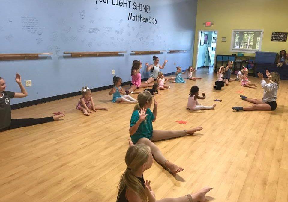 Fabulous Summer Dance Camps At Footprints Dance Alliance