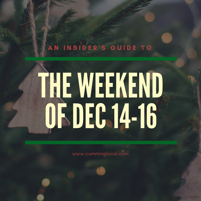 Things To Do Forsyth County {Weekend Edition}
