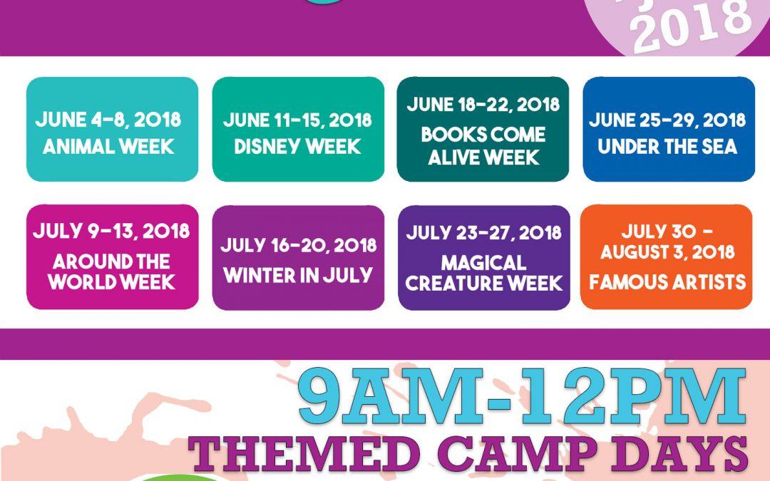 Pinspiration DIY Makers Summer Camp 2018