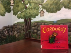 Corduroy: Beloved Bear Rocks Early Literacy Program For Families