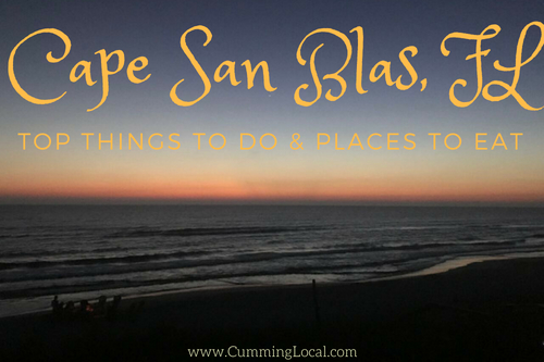 Cape San Blas FL: Top Things To Do & Places To Eat