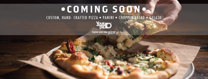 Your Pie Expands in Georgia With Opening The First Forsyth County Location