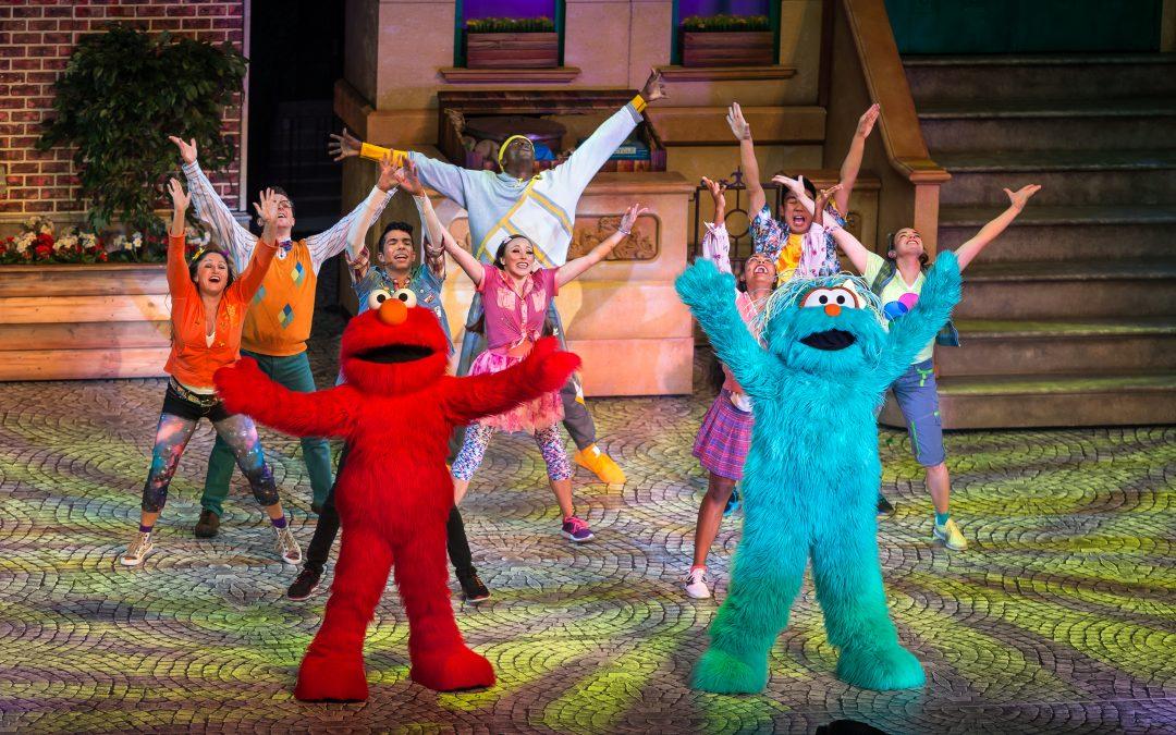 Sesame Street Live: The Power of Yet